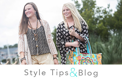 Style Tips and Blog